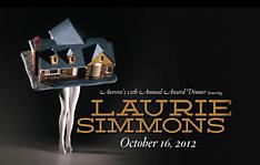 12th Annual Aurora Award Honoring Laurie Simmons
