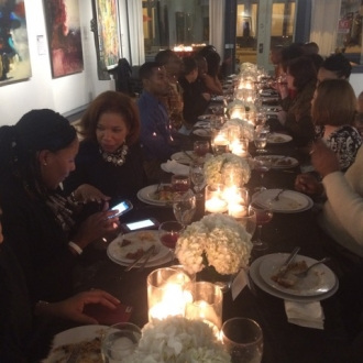Beyond the Balcony, MLK50 Exhibition Dinner & Dialogue