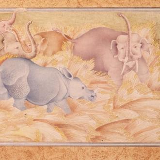 Miniature, After Africa