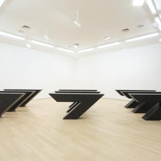 Ronald Bladen: Large Scale Sculpture