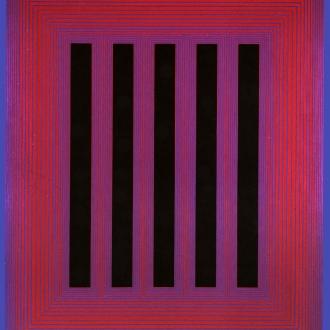 Richard Anuszkievicz: Temple Series