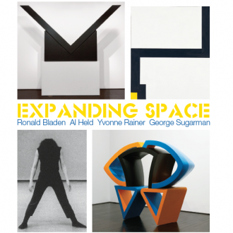 Expanding Space - Ronald Bladen, Al Held, Yvonne Rainer, George Sugarman