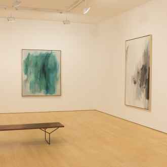 Cleve Gray: Auguries: Paintings 1963-1964