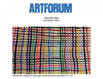 Emily Hall For Artforum
