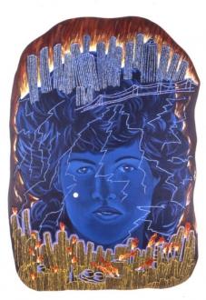 Janet Cooling in artnet