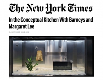 Margaret Lee in The New York Times