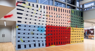 Alicia McCarthy at Wexner Center for the Arts