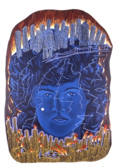 Janet Cooling Reviewed in John Haber Art Reviews