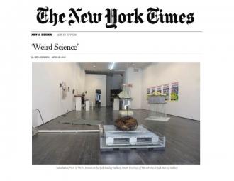Ken Johnson for New York Times