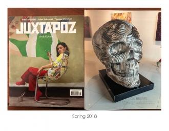 Juxtapoz Magazine - Spring 2018
