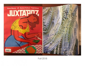 Juxtapoz Magazine - Fall 2018