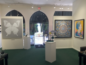 Taglialatella Galleries Palm Beach VIP Reception
