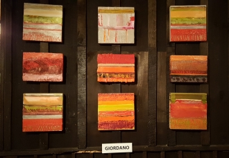 Joan Giordano Showing at Forestburgh Playhouse