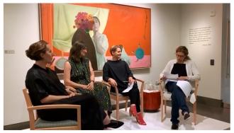 Honoré Sharrer Panel Discussion