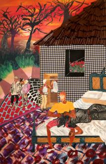 Devin N. Morris wins Artadia's 2019 New York Award