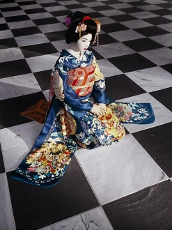 Laurie Simmons, The Love Doll (Geisha): Days 31-36 at Baldwin Gallery, Aspen