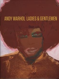 Andy Warhol Ladies and Gentlemen Skarstedt Publication Book Cover