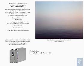 Joel Meyerowitz retrospective book now available