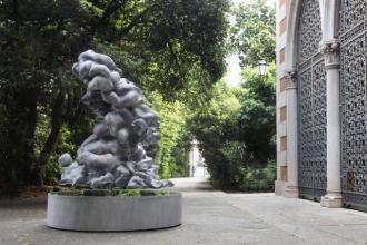 Karen LaMonte: Glasstress 2017 During the  57th Biennale di Venezia
