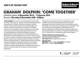 Graham Dolphin: 'Come Together'