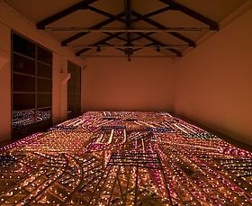 Massimo Bartolini at the Fruitmarket Gallery, Edinburgh