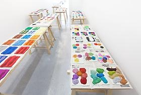 Polly Apfelbaum - Flatland: Color Revolt