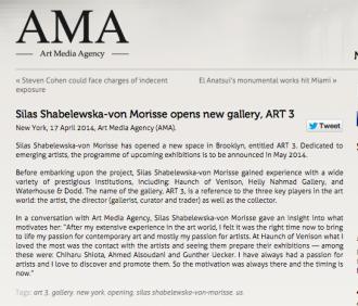 AMA Art Media Agency