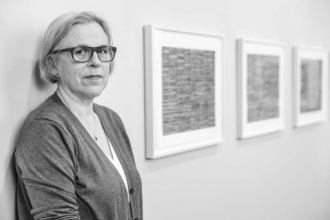 INGER JOHANNE GRYTTING in Solo Museum show at THE VIGELAND museum Oslo, Norway