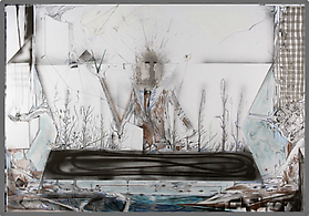 """Max Razdow's """"Future Myths of the Surface"""" @ Galerie Jan Dhaese, Ghent, Belgium"""