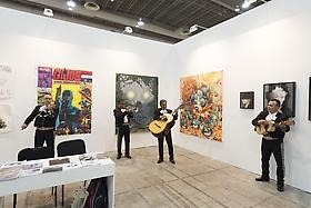 Freight and Volume is pleased to announce our participation in Zona Maco Contemporary Art Fair