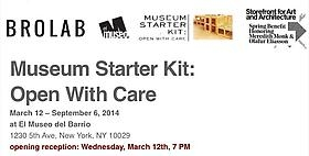 Museum Starter Kit: Open with Care