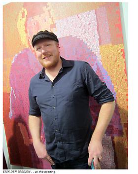 Erik den Breejen featured on Art Lovers New York