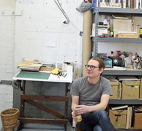 Peter Allen Hoffmann Interviewed by Studio Beat