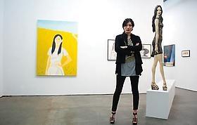 Mie Iwatsuki interviewed by Noah Becker in ArtVoices