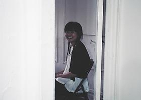 Christina von Messling of Studio Visit Goes to Mi Ju's Studio