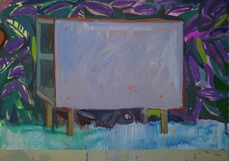Mindy Solomon Gallery Exhibits New Paintings by Ezra Johnson