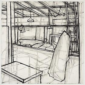 Peter Bonner featured in Drawing Exhibition touring Australian museums and galleries