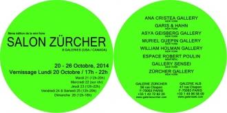 William Holman Gallery to exhibit at Salon Zurcher in Paris