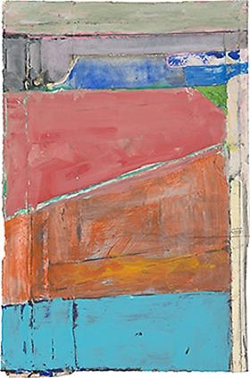 Richard Diebenkorn - College of Marin Fine Arts Gallery