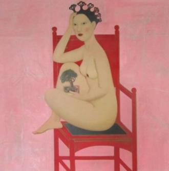 Ivan Lubennikov Bansay painting peinture