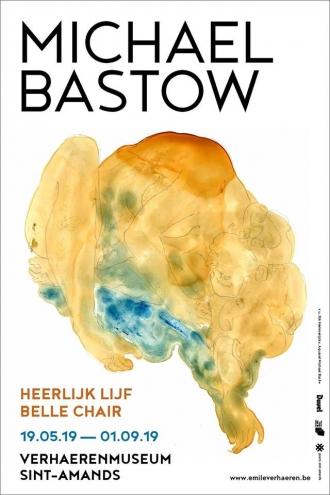 Michael Bastow au Musée Emile Verhaeren