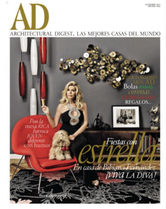 ARCHITECTURAL DIGEST ESPANA