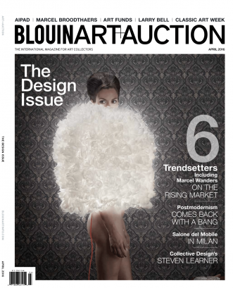 BLOUIN ART + AUCTION