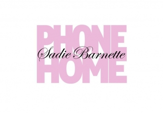 Sadie Barnette: PHONE HOME