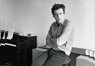 Rare 1975 Philip Glass concert in Paris gets first ever release