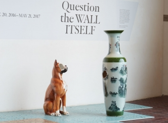 Question the Wall Itself