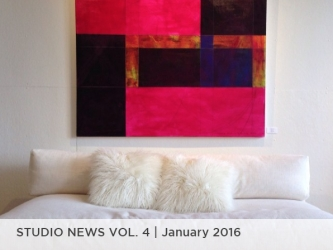 Studio News Vol. 4 January 2016