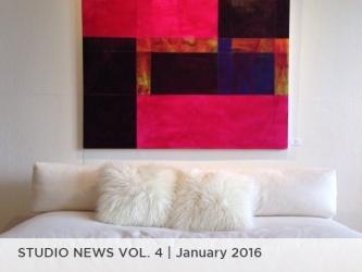 Studio News Vol. 4 January 2016