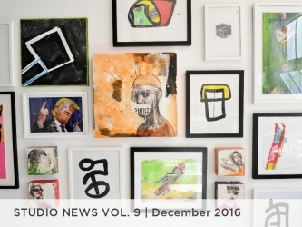 Studio News Vol. 9 December 2016