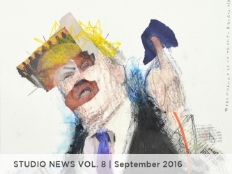 Studio News Vol. 8 September 2016